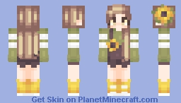Summer Flawless~ (Credits to _BaNdAiDs_) Minecraft Skin