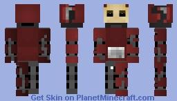 Broken po Minecraft Skin