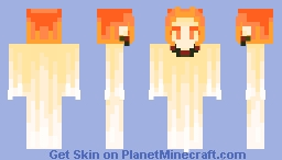 Ghost of Christmas Past Minecraft Skin
