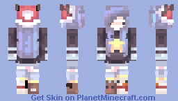 My christmast Skin! Minecraft Skin