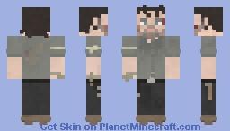 Rick Grimes | The Walking Dead | 8x02 Minecraft Skin