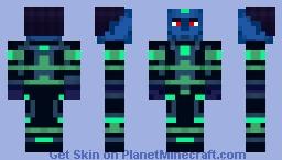 Fred (Minecraft Story Mode) Minecraft Skin