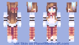 OC Laundry Minecraft Skin