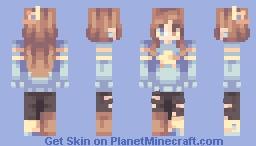 Umbrella || 600+ Subs!! Minecraft Skin