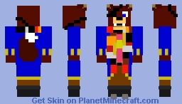 JacobTheDesert's Skin Minecraft Skin