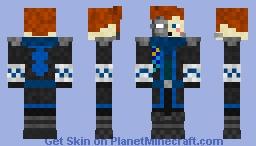 Jayson the Cybog Minecraft Skin