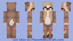 Jessie Reindeer Onesie Minecraft Skin