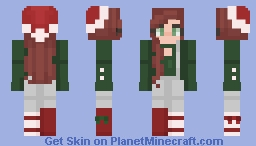 VιΣΤΗΣBΣΣ Christmas Is Coming {Reshade} Minecraft Skin