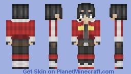 ~Keith Kogane (Voltron)~ Minecraft Skin