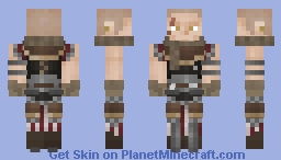 Letho of Gulet Minecraft Skin