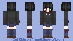 Mei Misaki Minecraft Skin