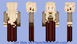 Elven Pirate [MassiveCraft] [✔] Minecraft Skin
