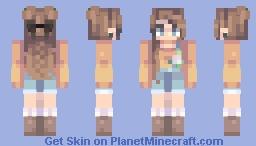 .ooonoko fanskin. Minecraft Skin