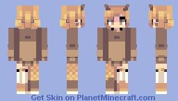 Owlein Minecraft Skin