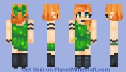 𝓐𝓵𝓮𝔁 Minecraft Skin