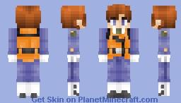 ℒℊ ~ Noa Izumi from Patlabor [Request] Minecraft Skin