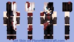 +Vice Admiral Poharan+ Minecraft Skin