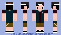 regular Minecraft Skin