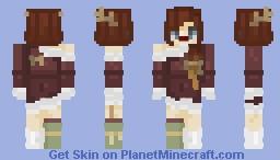 santa baby. ♥ Minecraft Skin