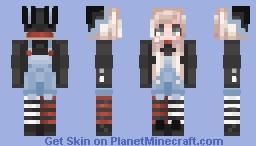 Lead Me Home // Male Version in desc. Minecraft Skin