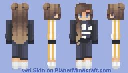 Skin Requested l Қíოíєs l ♡ Minecraft Skin