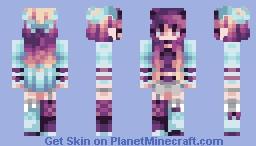 *мαηgℓє∂* Flurries - Reshade Entry! ♥ Minecraft Skin