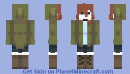 Real++ Mai (NEW SHADING BOIZZZZ) Minecraft Skin