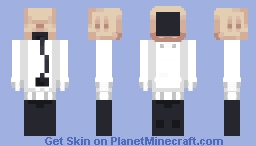 TV HEAD CONTEST! Minecraft Skin