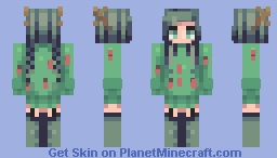 Dress Up Like A Moose During A Hunting Season Minecraft Skin
