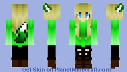 *insert lenny face here* Minecraft Skin