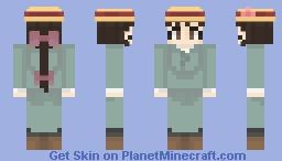 Sophie Hatter ♥ Minecraft Skin