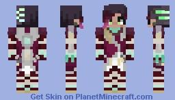 Sombra Peppermint - Elec Minecraft Skin