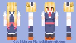 Tohru ✰ Miss Kobayashi's Dragon Maid Minecraft Skin