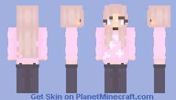 Sugar sprinkles Minecraft Skin