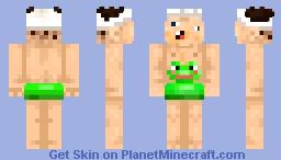 Idiot  (2) Minecraft Skin