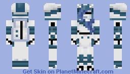Ultra Recon Squad Soliera - Pokémon Ultra Sun and Ultra Moon Minecraft Skin