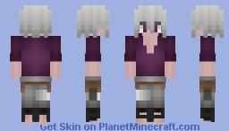 Adult Suigetsu [Naruto] Minecraft Skin