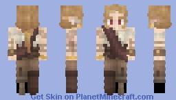 swashbuckling Minecraft Skin