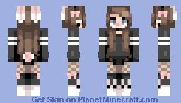 talk is overrated Minecraft Skin