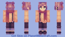 Yes Hi I Remade Another Skin Minecraft Skin