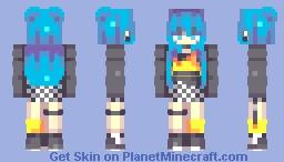 T r a s h Minecraft Skin
