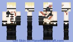 Ustanak (Resident Evil 6) Minecraft Skin