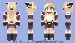 Vixen Minecraft Skin