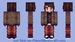 olive garden Minecraft Skin