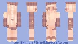 O v e r a l l s Minecraft Skin