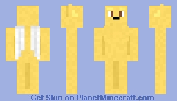 Tippy my pomachow (Pomeranian-chihuahua mix) Minecraft Skin