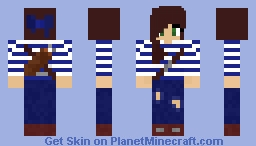 Upgraded skin Minecraft Skin