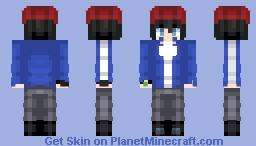 Calem Minecraft Skin