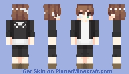 Owen - Black Clover Minecraft Skin