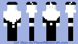 Rebound - Sen Minecraft Skin